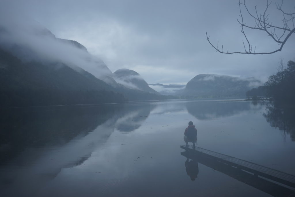 DSC02874 1024x683 - 【スロベニア ブレッド湖・ボヒニュ湖・ヴィントガル渓谷】リュブリャナからブレッド湖への行き方とその魅力的な景色・雰囲気。