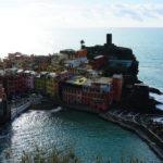 【イタリア チンクエテッレ】ジェノバから簡単に行ける世界遺産。トレッキングも楽しい。