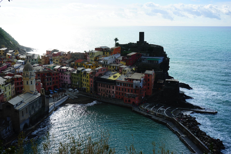 DSC04099 - 【イタリア チンクエテッレ】ジェノバから簡単に行ける世界遺産。トレッキングも楽しい。