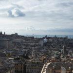 【イタリア ジェノバ】ミラノから鉄道でいける魅惑の世界遺産の街