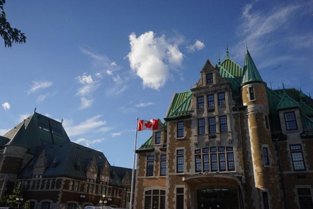 DSC05732 1024x683 - 【カナダ ケベックシティ】治安もいいし一人旅におすすめ。本当に北米のヨーロッパだった!