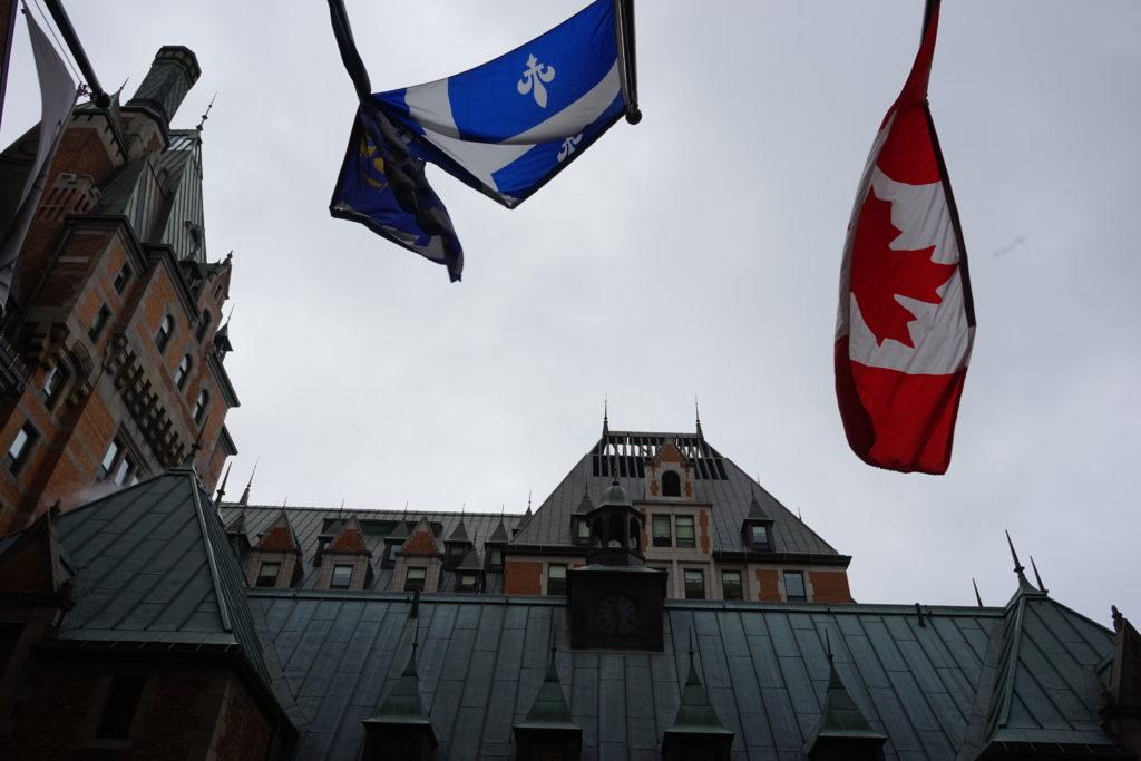 DSC05982 1024x683 - 【カナダ ケベックシティ】治安もいいし一人旅におすすめ。本当に北米のヨーロッパだった!