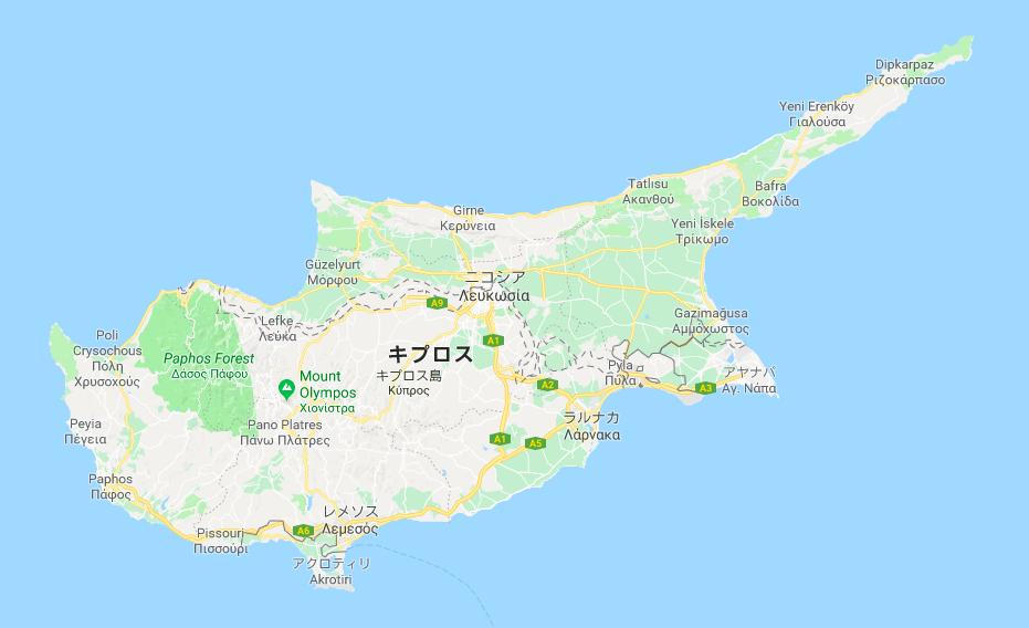 98aa2387f3315105735ccbef7ae31f46 - 【キプロス ニコシア・レフコーシャ】国境に分断された街のひとり旅。その国境の越え方。