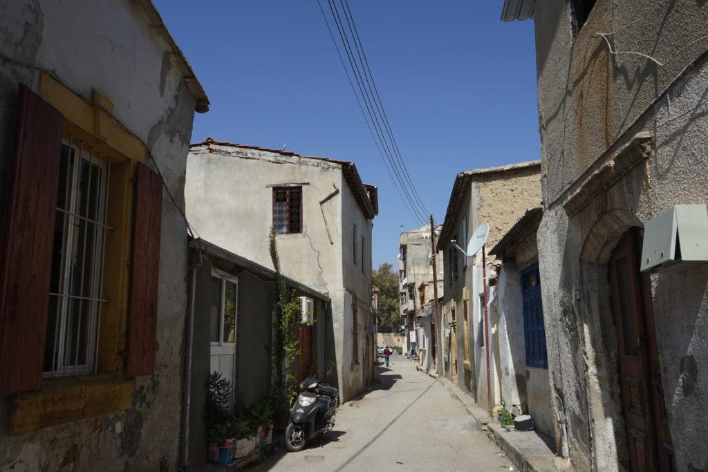 DSC07010 1024x683 - 【キプロス ニコシア・レフコーシャ】国境に分断された街のひとり旅。その国境の越え方。