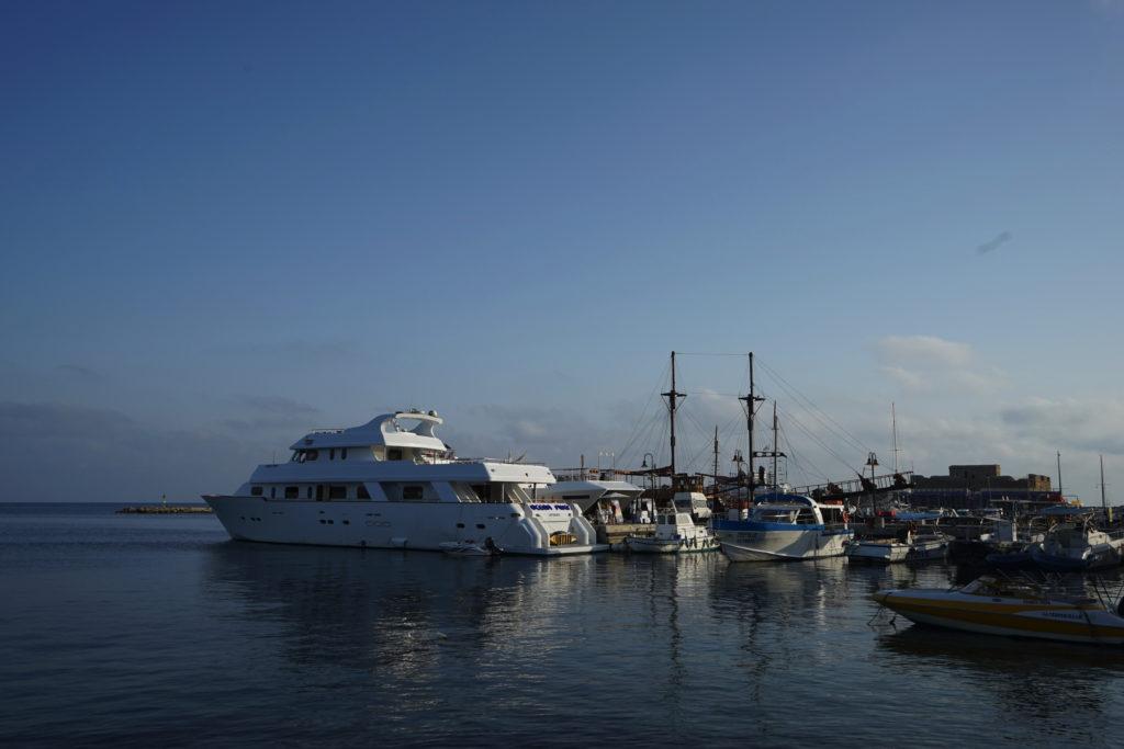 DSC07084 1024x683 - 【キプロス パフォス】ここはリゾートと遺跡の街。一人旅してきた。