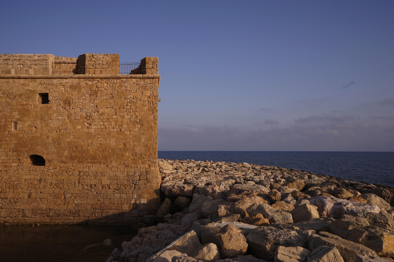 DSC07090 - 【キプロス パフォス】ここはリゾートと遺跡の街。一人旅してきた。
