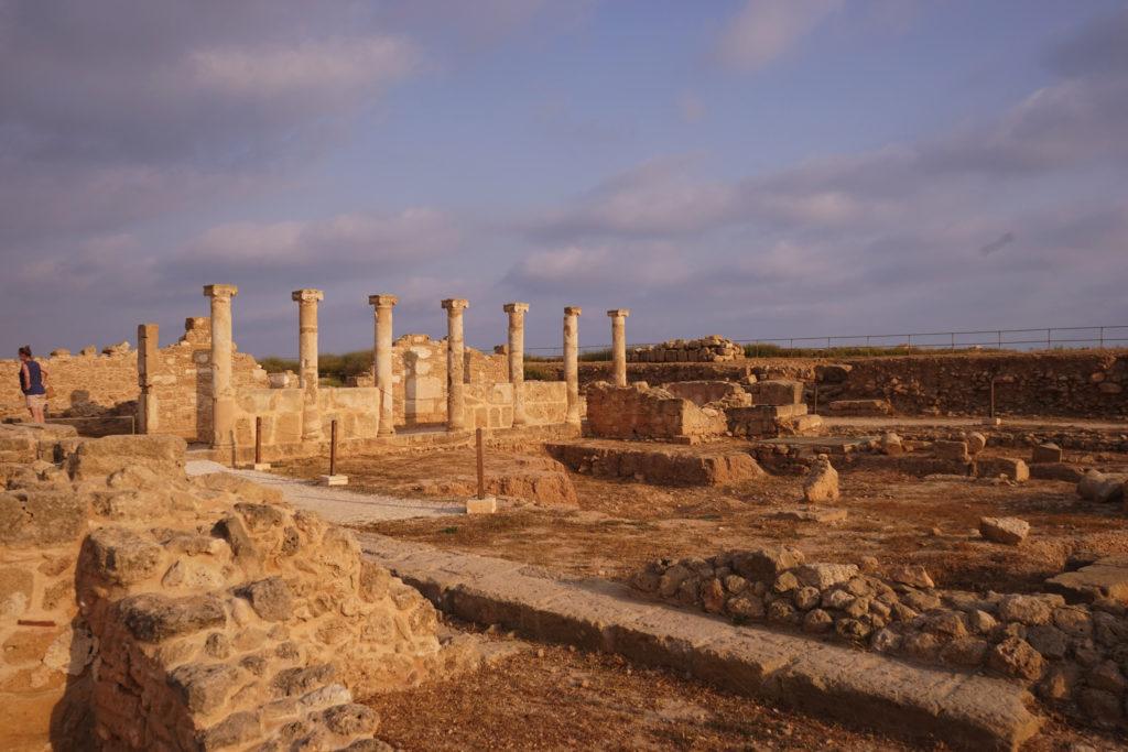 DSC07206 1024x683 - 【キプロス パフォス】ここはリゾートと遺跡の街。一人旅してきた。