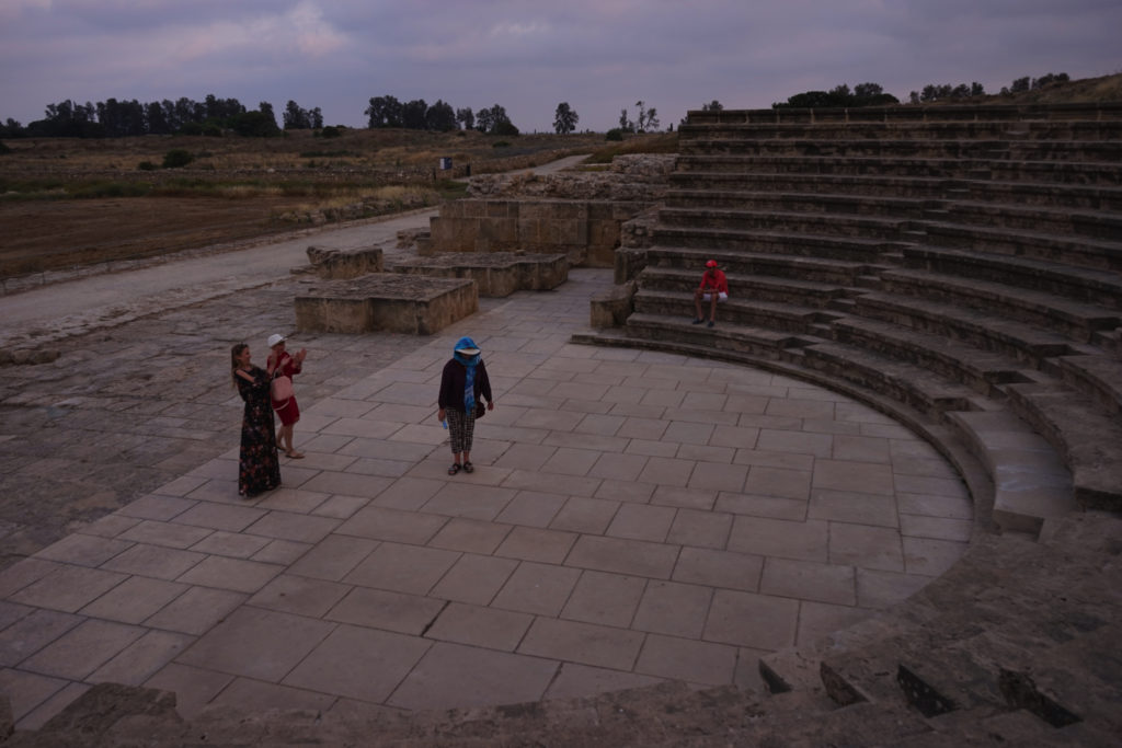 DSC07225 1024x683 - 【キプロス パフォス】ここはリゾートと遺跡の街。一人旅してきた。