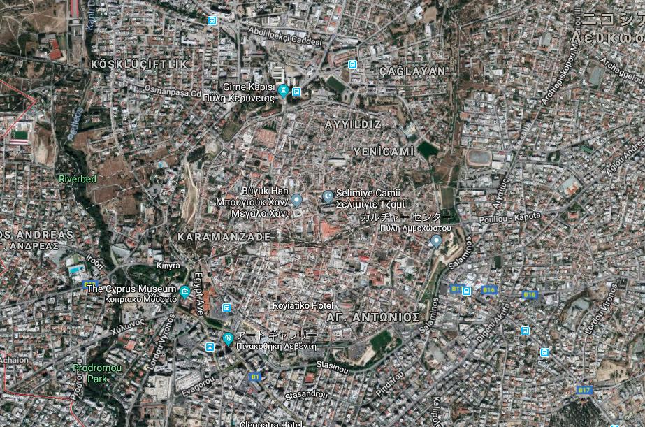 e910d790439715c0b65421326e35ae1c - 【キプロス ニコシア・レフコーシャ】国境に分断された街のひとり旅。その国境の越え方。