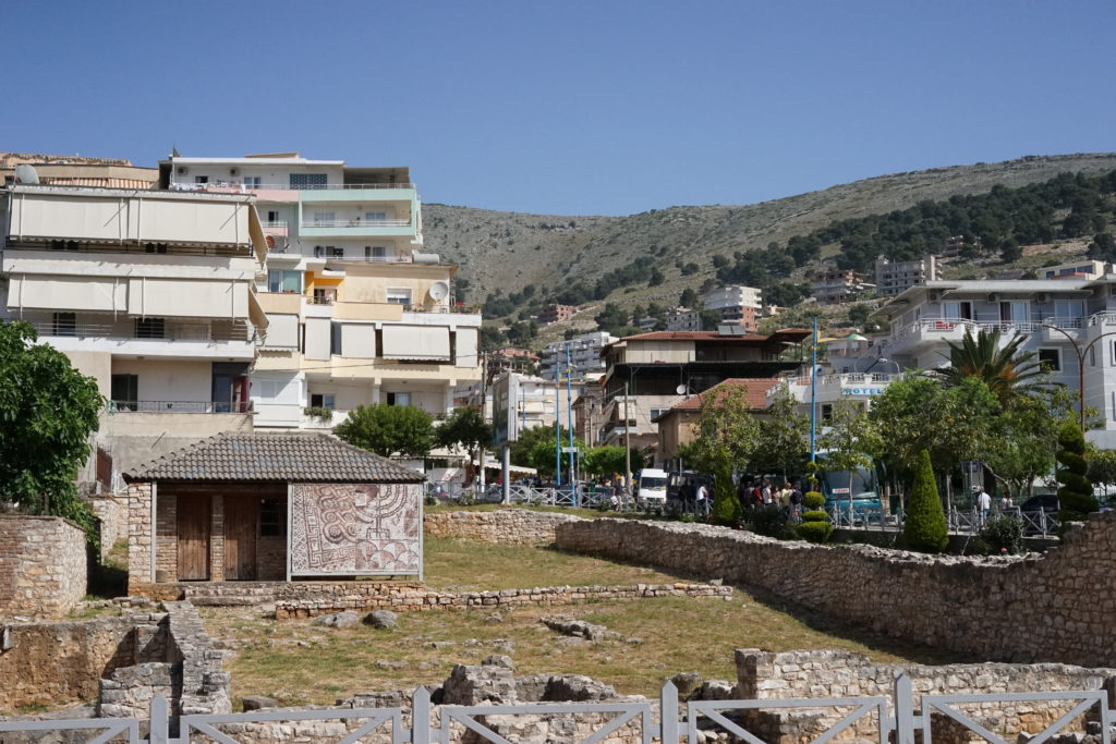 DSC08474 1024x683 - 【アルバニア】観光して陸路で通過を試みた。結果。