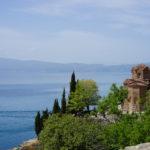 【北マケドニア オフリド】世界遺産、しかも複合遺産!オフリド湖は最高に気持ちいい。