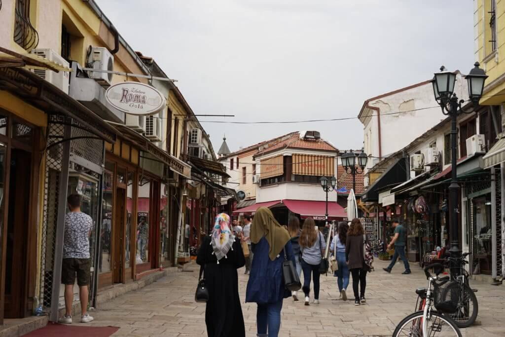DSC08922 1024x683 - 【北マケドニア スコピエ】あまり情報がないからスコピエを一人旅してきた。