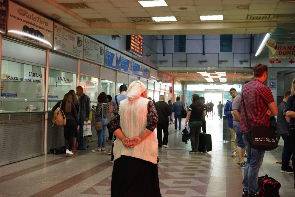 DSC08889 1024x683 - 【北マケドニア スコピエ】あまり情報がないからスコピエを一人旅してきた。