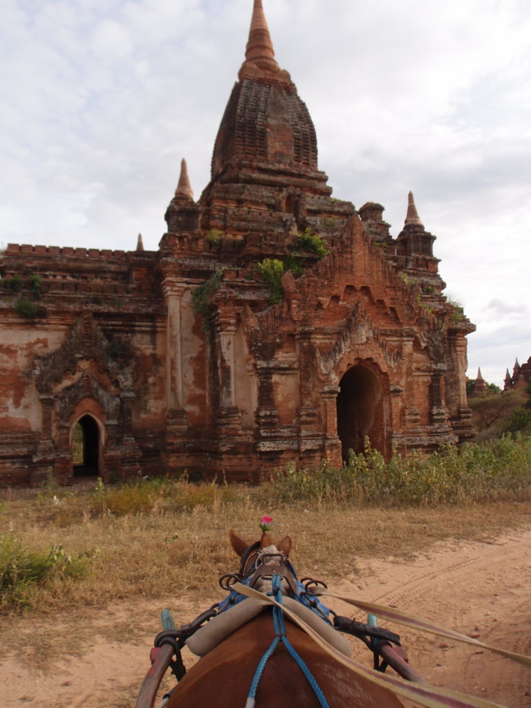 P8120816 e1530397234200 768x1024 - 【ミャンマー バガン】ヤンゴンからバガンへの行き方/バガンの歩き方