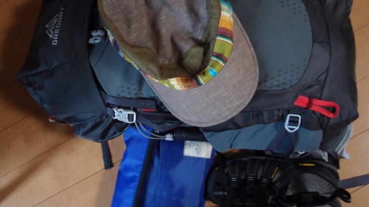 P8121779 730x410 - バックパッカー・一人旅初心者へ!バックパックの中身はこんな感じ。バックパックは35Lぐらいがちょうどいい。