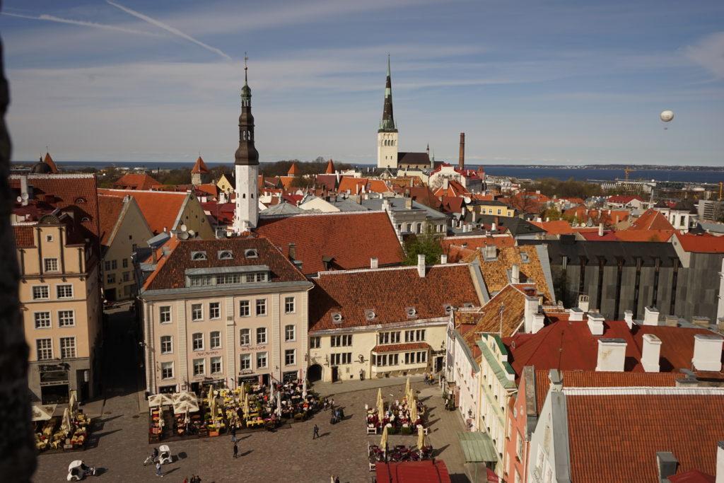 DSC02165 2 1024x683 - 【エストニア】バルト三国の窓口の歩みとIT国家が向かうところ。ヘルシンキ・リガからタリンへのアクセス