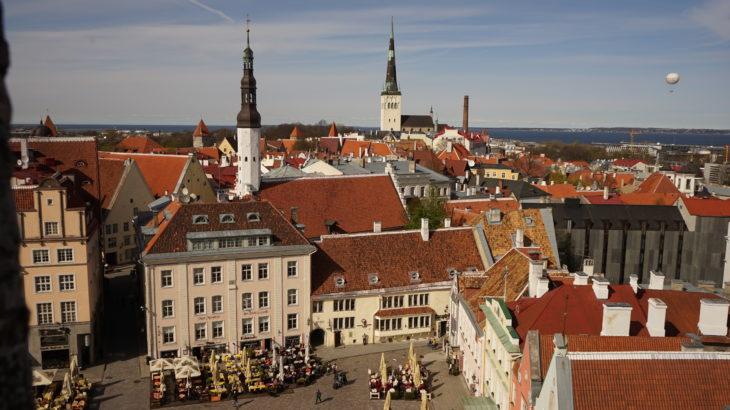 【エストニア】バルト三国の窓口の歩みとIT国家が向かうところ。ヘルシンキ・リガからタリンへのアクセス