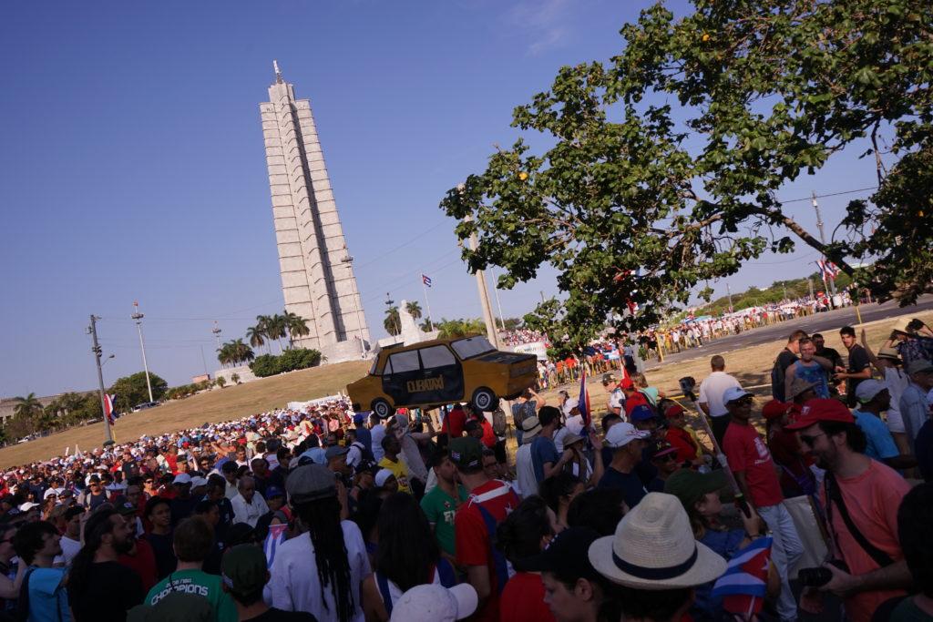 DSC04644 1024x683 - 【キューバ ハバナ】旅に出てみよう。日本では起こらないことがたくさん起こるのだ