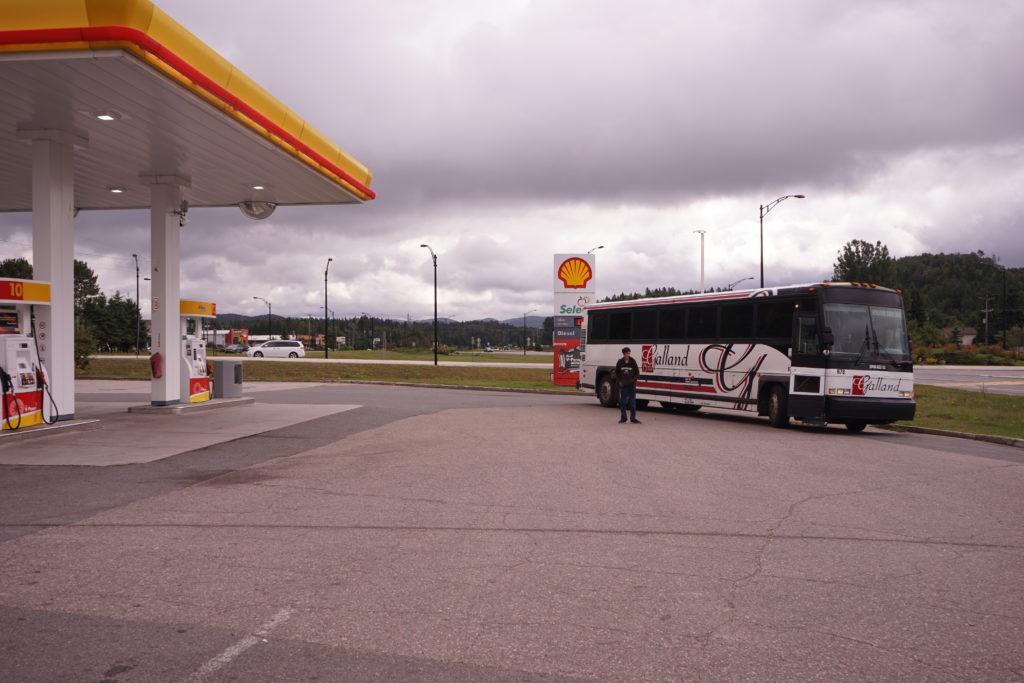 DSC05172 1024x683 - 【カナダ モントランブラン】モントランブランとロレンシャンのひとり旅