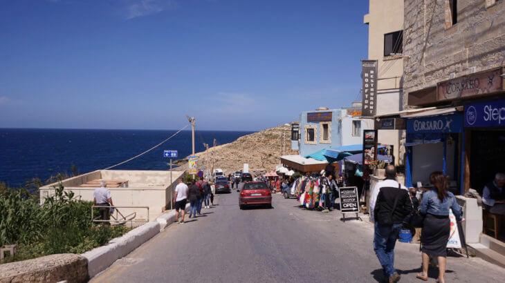 DSC06664 730x410 - 【マルタ旅行記2】蒼い海と極彩色。他に何かいる? Blue Grotto(青の洞門)