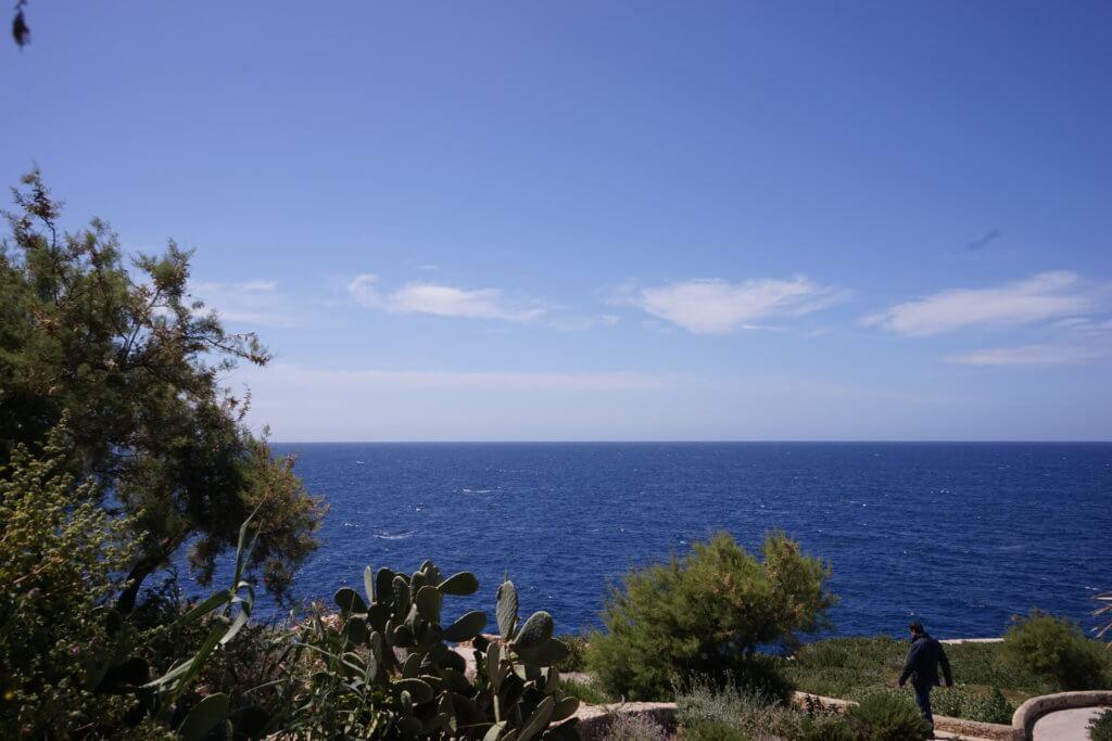 DSC06665 1024x683 - 【マルタ旅行記2】蒼い海と極彩色。他に何かいる? Blue Grotto(青の洞門)