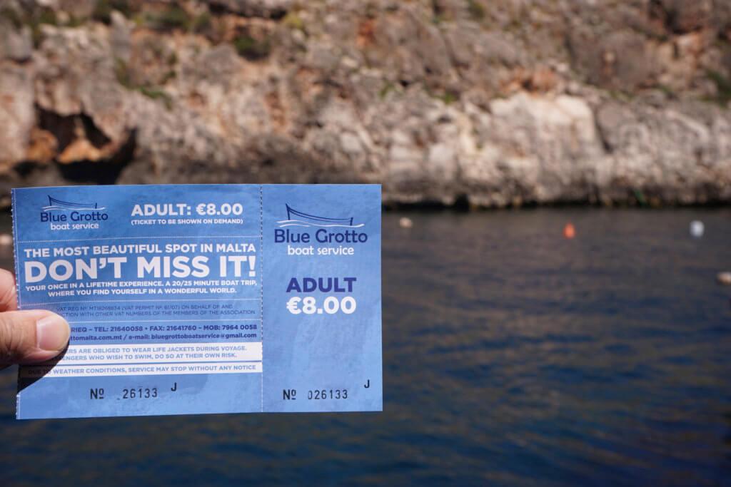 DSC06668 1024x683 - 【マルタ旅行記2】蒼い海と極彩色。他に何かいる? Blue Grotto(青の洞門)