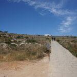 【マルタ旅行記3】蒼い海と極彩色。他に何かいる?ハジャーイム神殿