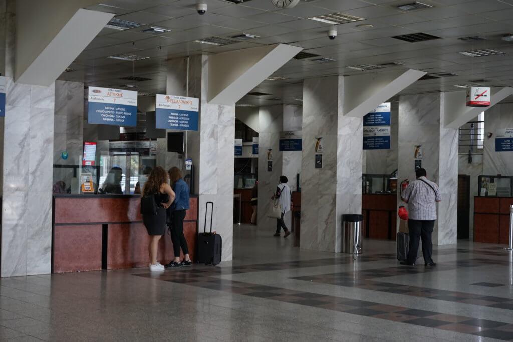 DSC08127 1024x683 - 【ギリシャ】テッサロニキからメテオラへの行き方