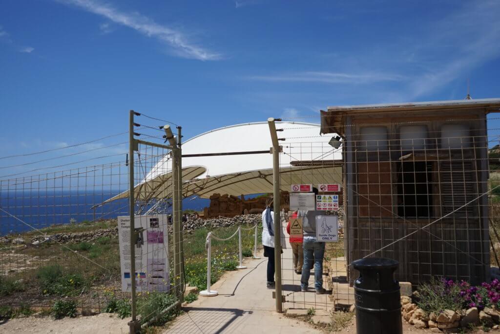 DSC06716 1024x683 - 【マルタ旅行記4】蒼い海と極彩色。他に何かいる?イムドラ神殿