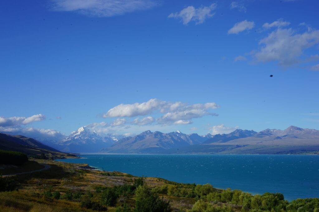 DSC01434 1024x683 - 【ニュージーランド フッカーバレー】登山装備不要。アオラキ/マウントクックを仰ぎながら最高のトレッキング