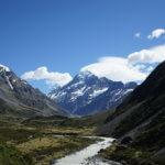 【ニュージーランド フッカーバレー】登山装備不要。アオラキ/マウントクックを仰ぎながら最高のトレッキング