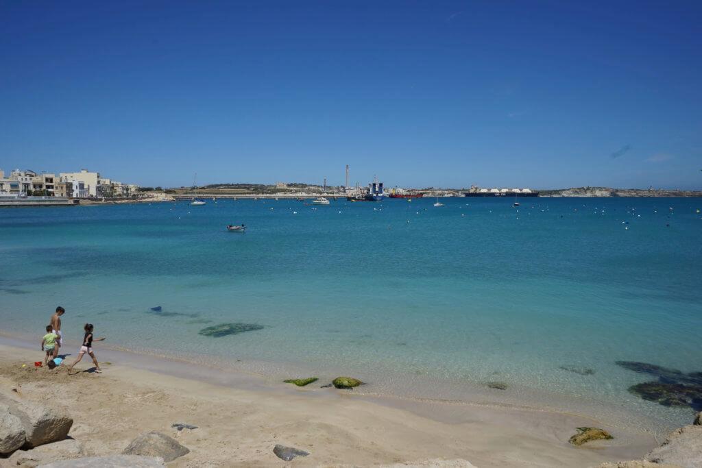 DSC06720 1024x683 - 【マルタ旅行記5】蒼い海と極彩色。他に何かいる?マルサシュロック