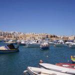 【マルタ旅行記5】蒼い海と極彩色。他に何かいる?マルサシュロック