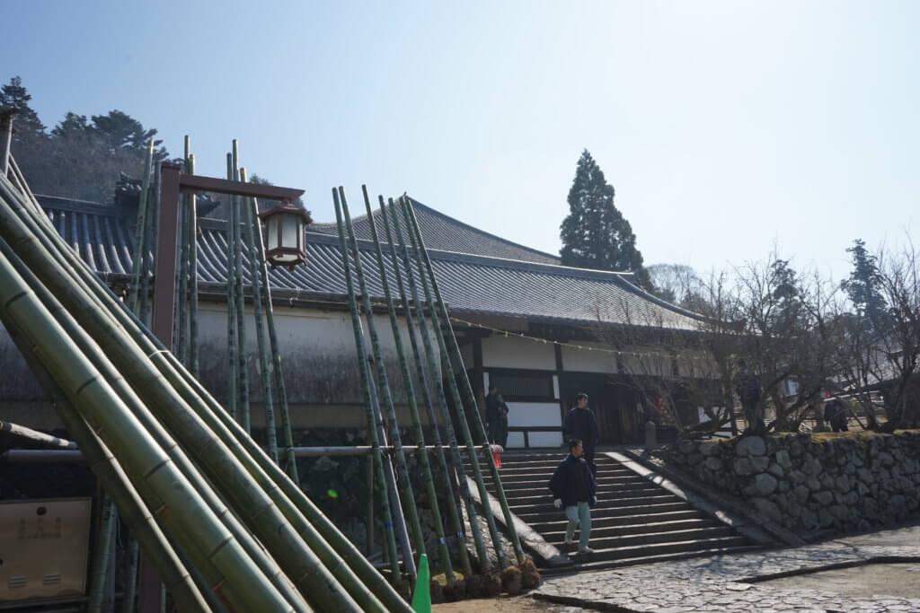 DSC01918 1024x683 - 【奈良】修二会の魅力は奈良だし、鹿は今日も自由だ