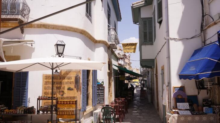 DSC07049 730x410 - 【キプロス ニコシア・レフコーシャ】国境に分断された街のひとり旅。その国境の越え方。