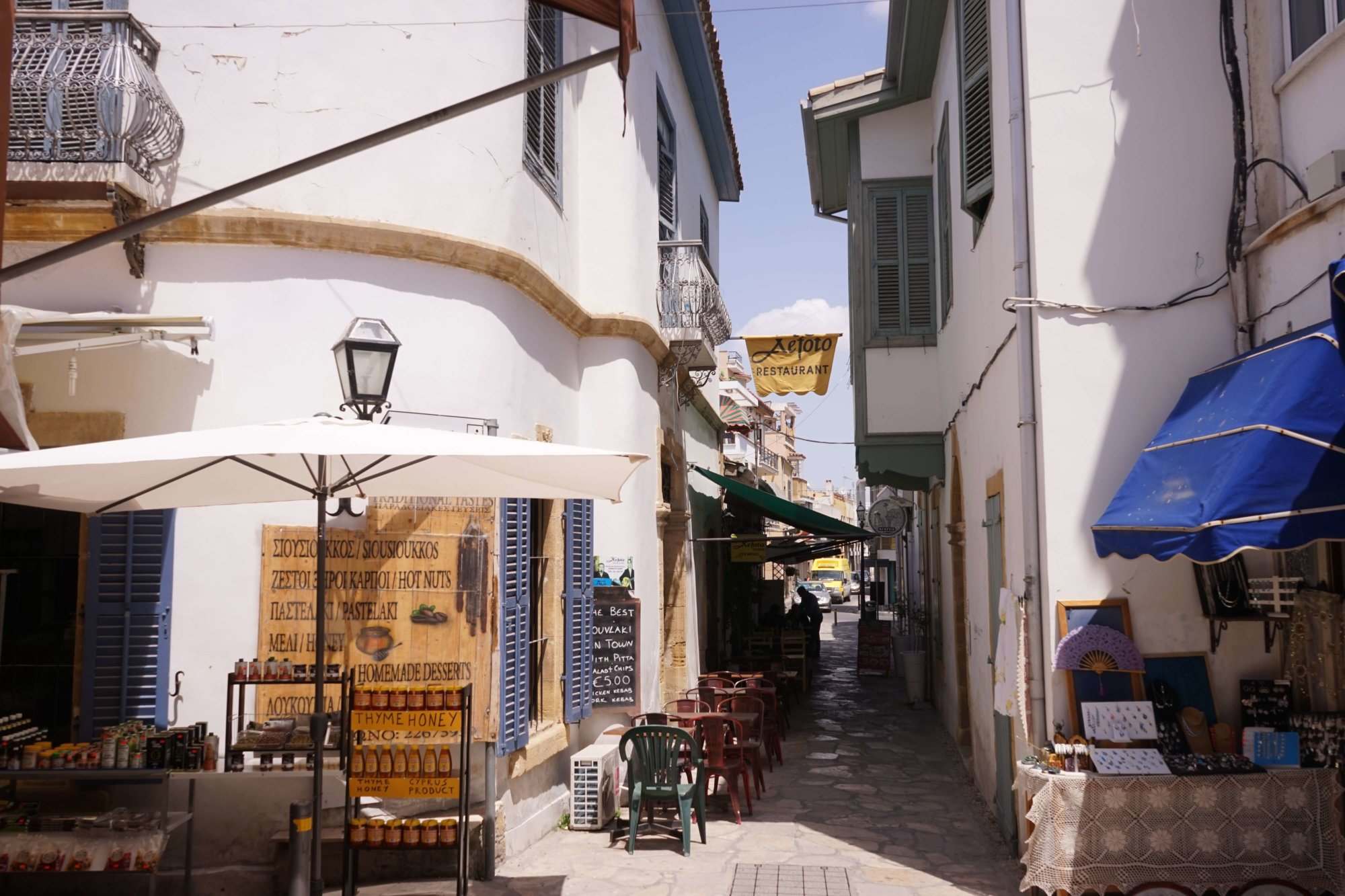 DSC07049 e1558179987798 - 【キプロス ニコシア・レフコーシャ】国境に分断された街のひとり旅。その国境の越え方。