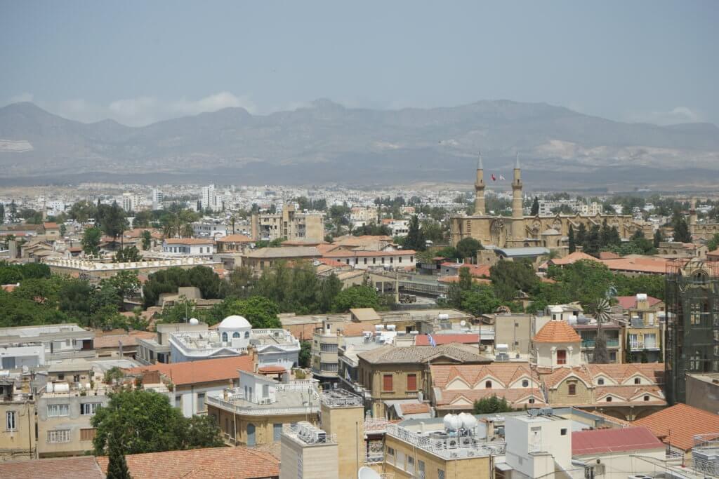 DSC07063 1024x683 - 【キプロス ニコシア・レフコーシャ】国境に分断された街のひとり旅。その国境の越え方。