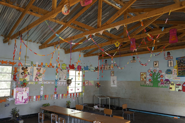 DSC3160 - 【ジンバブエ旅行記6】初めてのアフリカ・ジンバブエひとり旅!ジンバブエの学校を訪問した話