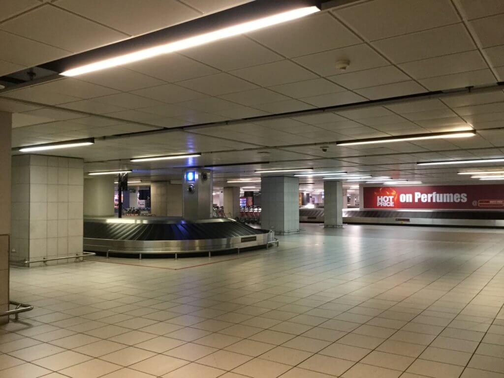 IMG 0280 1024x768 - 【南アフリカ ヨハネスブルグ空港】最悪と言われる都市の気になる空港の治安は?