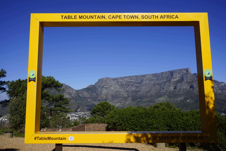 DSC3532 - 【南アフリカ テーブルマウンテン】光と海と空。夢の混ざる場所。天空に近い場所、テーブルマウンテンへの行き方