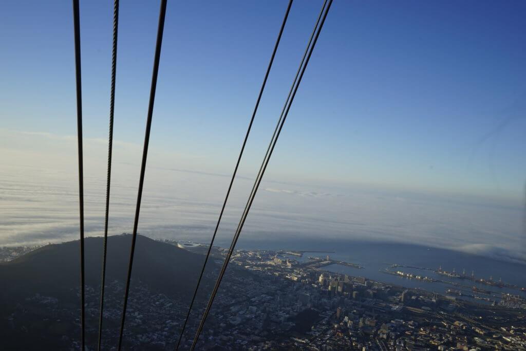 DSC3570 1024x683 - 【南アフリカ テーブルマウンテン】光と海と空。夢の混ざる場所。天空に近い場所、テーブルマウンテンへの行き方
