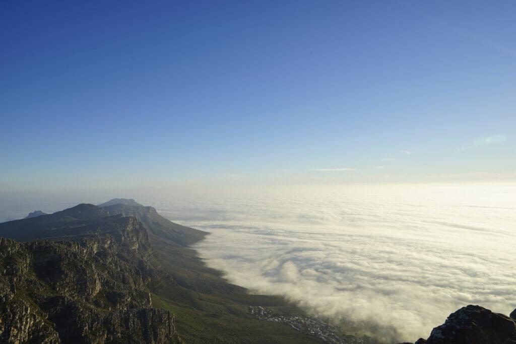 DSC3579 1024x683 - 【南アフリカ テーブルマウンテン】光と海と空。夢の混ざる場所。天空に近い場所、テーブルマウンテンへの行き方