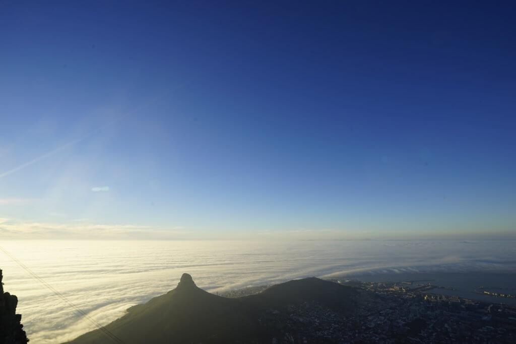 DSC3598 1024x683 - 【南アフリカ テーブルマウンテン】光と海と空。夢の混ざる場所。天空に近い場所、テーブルマウンテンへの行き方