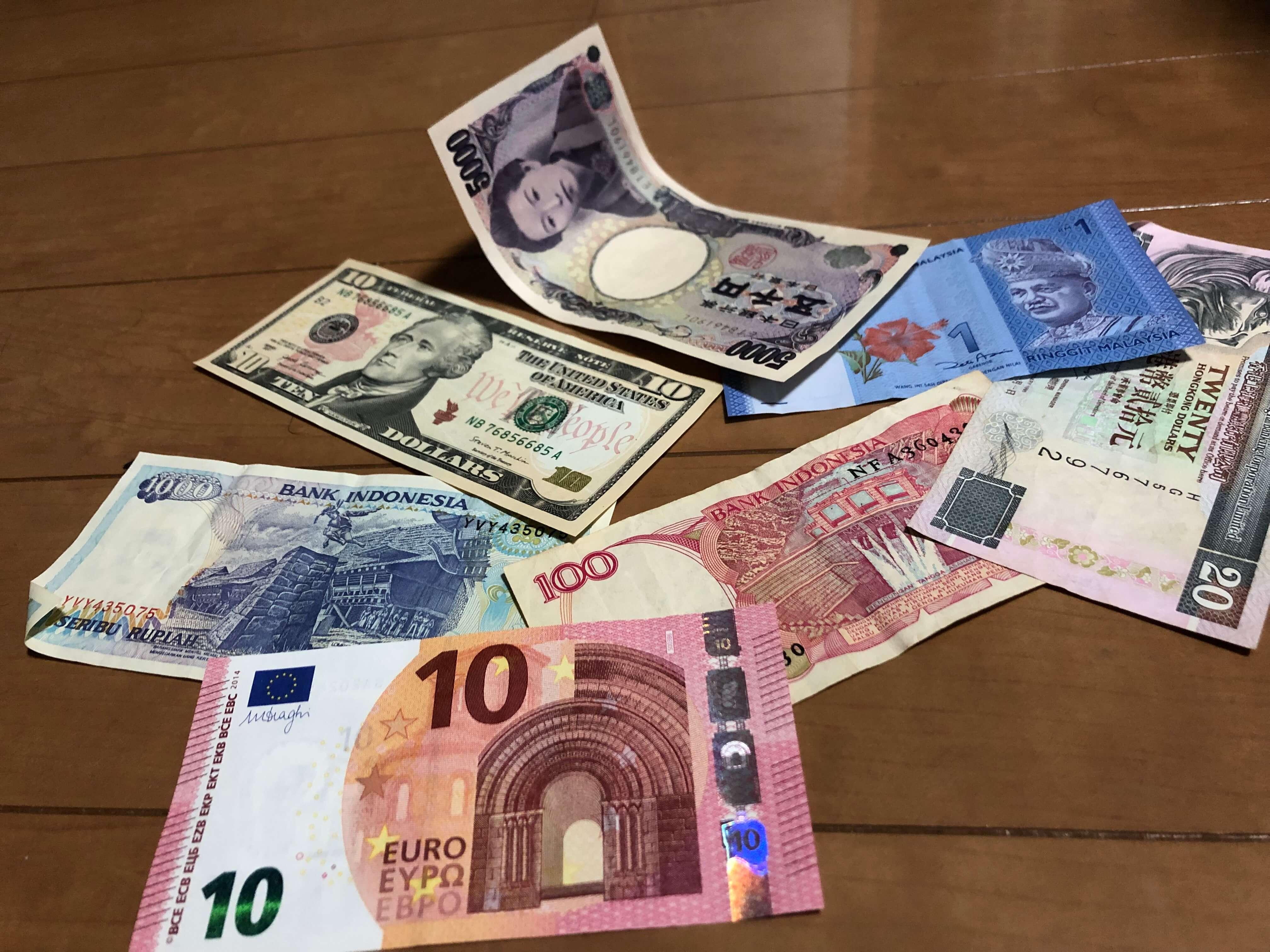 IMG 4485 - 結局、マイナー通貨はどうやってすれば得なの?メジャー通貨は?