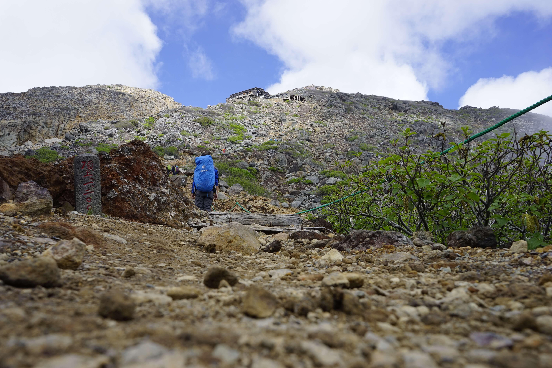 DSC4371 - 【御嶽山】日本有数の霊山!ロープウェイからの登山の概要