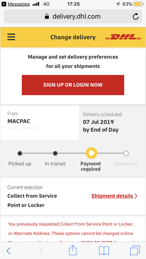 IMG 4522 576x1024 - macpacやKathmanduを個人輸入!本場物を安く手に入れる方法