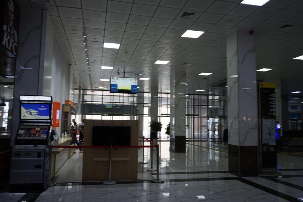 DSC4826 1024x683 - 【アゼルバイジャン-ジョージア】夜行列車のチケットが取れなかった話