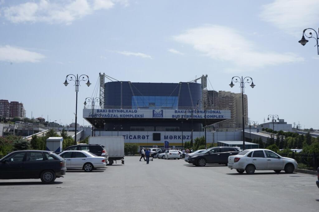 DSC4830 1024x683 - 【アゼルバイジャン-ジョージア】夜行列車のチケットが取れなかった話