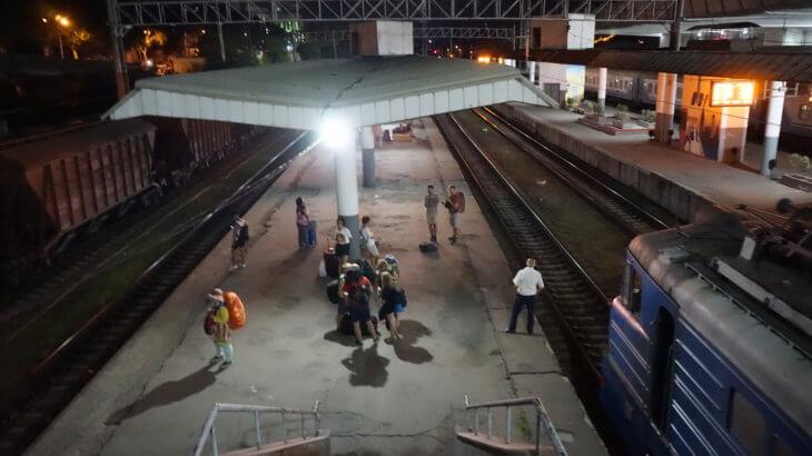 DSC5569 730x410 - 【ジョージア-アルメニア】トビリシでの夜行列車のチケットの買い方