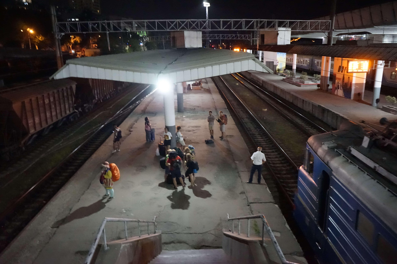 DSC5569 - 【ジョージア-アルメニア】トビリシでの夜行列車のチケットの買い方